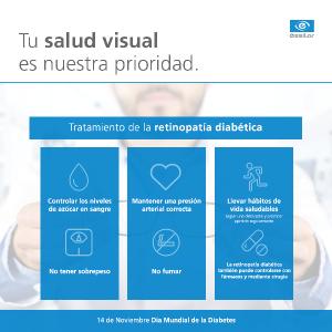 prevención retinopatía diabética ESSILOR