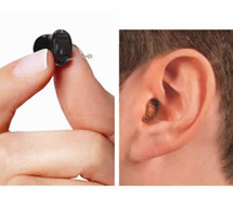 Audífono pequeño